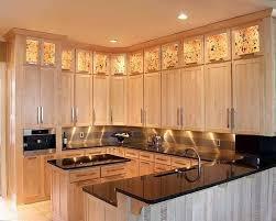 tiger maple wood kitchen cabinets kitchen cabinets refaced and added in tiger maple wood