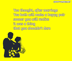 after marriage quotes marriage advice quotes and messages happy wishes