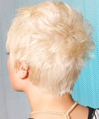 back view of short haircuts for women over 60 back of head short hair best short hair styles