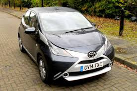 toyota aygo the toyota aygo is parktastic but it is very much a city