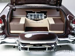 1201 lrmp 06 o 1955 chevrolet bel air custom trunk lowrider
