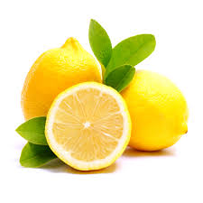 fresh and juicy lemon coloring pages