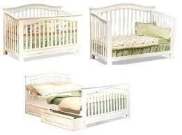 Ragazzi Convertible Crib Convertible Crib Conversion Kit White Furniture Review Delta