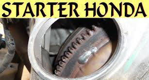 removing starter from honda civic 02 quitar starter youtube