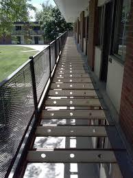 u of u student apartment balcony repairs veritas