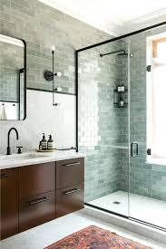 bathroom glass tile ideas blue glass mosaic tile bathroom in best pertaining to ideas cozy gla