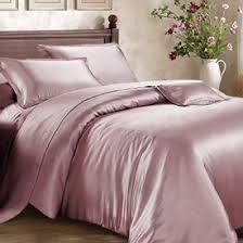 Low Price Duvet Covers Silk Sheets Queen Enjoy Purple Silk Bedding Set At Whole Price