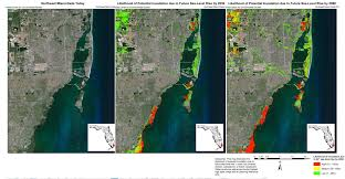 More Sea Level Rise Maps Why Sea Level Rise Might Hurt Poor Neighborhoods More Than Coastal