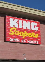 king soopers to change the grocery store with scan bag go