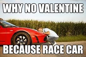 Race Car Meme - because race car