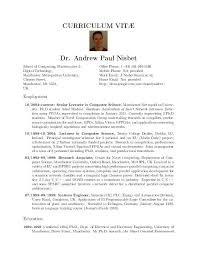 Resume For Lecturer In Engineering College It Lecturer Resume Lecturer Resume Samples Sample Resume For