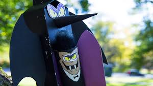 Halloween Milk Carton Crafts by Cardboard Dracula Diy Halloween Crafts Ideas For Kids Box