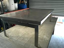 Cement Patio Table Cement Outdoor Furniture Cement Outdoor Table Melbourne Wfud