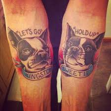 131 best boston terrier tattoos images on pinterest boston