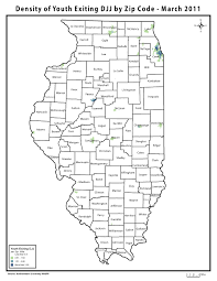Illinois State Parks Map by Maps Chicago Youth Justice Data Project