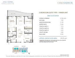 Naia Terminal 1 Floor Plan by Oak Harbor Residences Dmci Homes Real Estate Broker Philippines