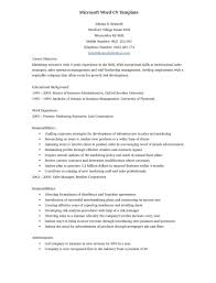 resume templates microsoft word 2007 resume templates free for microsoft word resume exles