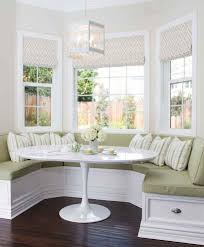 dinning roman curtains dining room window treatment ideas window