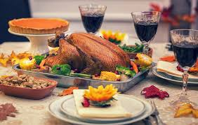 10 ways to a healthier thanksgiving