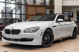 bmw 6 series alpina 2015 bmw 6 series alpina b6 xdrive gran sedan for sale in
