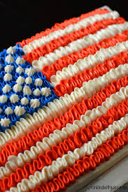 American Flag Pie Recipe American Flag Ruffle Cake U2014 Sprinkled With Jules