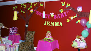 owl themed baby shower ideas owl baby shower decorations the interesting owl decor room