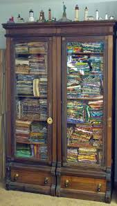 antique bookcase glass doors 17 best bookcases images on pinterest painted furniture