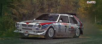 martini livery lancia lancia delta s4 dirt 3 wiki fandom powered by wikia
