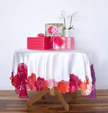 25 unique crochet tablecloth ideas on