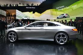 future mercedes s class mercedes benz concept s class coupe 4