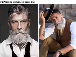 60 year old man hairstyle who are some men aged 60 and older who look amazing quora
