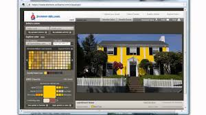 how to use the sherwin williams color tool to pick house paint