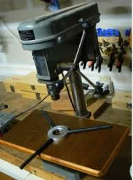 Drill Press Table Homemade Wooden Surface For Drill Press Table Homemadetools Net