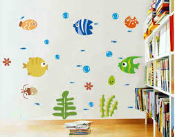 fish wall sticker home decorating interior design bath fish wall sticker part 48 new arrival bubble fish wall stickers decorative painting wall