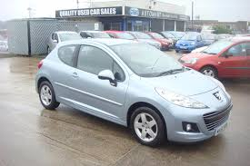 peugeot used car prices used peugeot 207 2010 for sale motors co uk