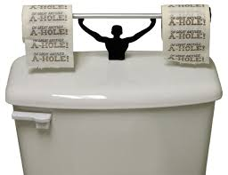 Cool Toilet Paper Holder Wipe Another Hole Toilet Paper W Strong Man Holder Gift Set