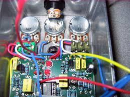 joe popp ibanez tube screamer ts808 clone build