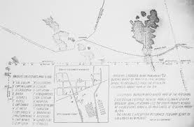 Columbus Map Raid On Columbus New Mexico And The Punitive Expedition Into