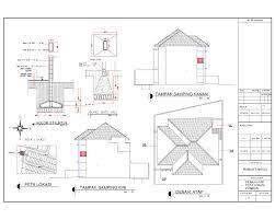 biaya membuat gambar imb contoh denah rumah untuk imb denah rumah