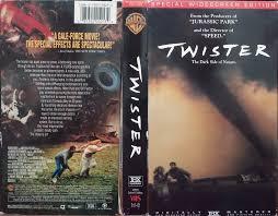 twister movie retro daze vhs covers