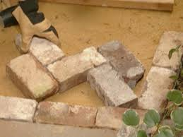 Brick Patterns For Patios How To Install A Traditional Brick Walkway How Tos Diy