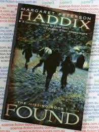 the missing book 1 margaret petterson haddix