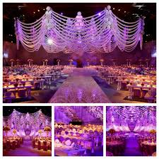 elegant wedding reception decorations pictures wedding party