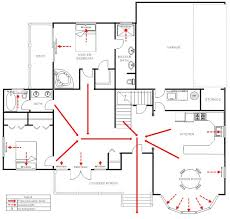 sle house plans emergency evacuation plan for home luxury smartness 7 beautiful