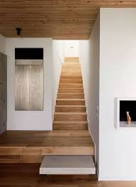 minimal concrete box house by robertson design box houses Box Stairs Design