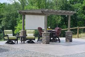 12 X 12 Pergola by Outback Wood Pergola Ohio Hardwood Furniture