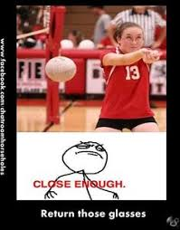 Volleyball Meme - when you unpause a game and forget you re fighting a bunch of