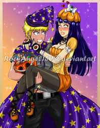 naruto anime halloween 2011 daily anime art