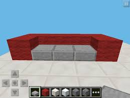 Cool Furniture In Minecraft by Minecraft Pocket Edition Maple Kitchen Cabinets And Wall Color
