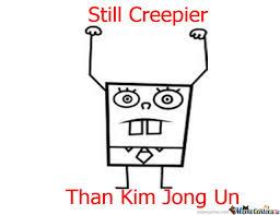 Doodlebob Meme - creepy doodle bob by grumpysatan meme center
